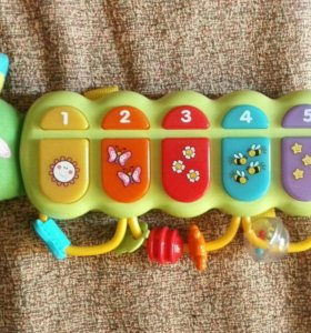 Музыкальная игрушка на коляску