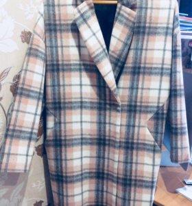 демисезонное пальто ostin