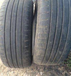 Dunlop R17-225/45 Ran Flat ( Пара)
