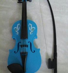 Скрипка игрушка