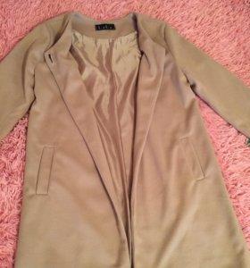Пальто, кофта