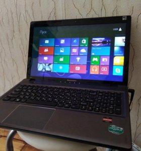 Мощный ноутбук Lenovo IdeaPad Z585