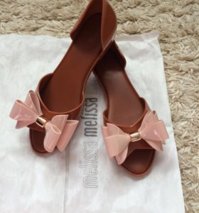 Melissa балетки сандали босоножки