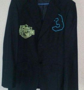 Стильный клубный пиджак 48-50