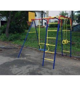 Детский спортивный уличный комплекс Пионер Юла