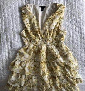 Летнее платье HM