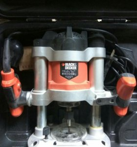 Фрезер Black&Decker Kw1600e type 1