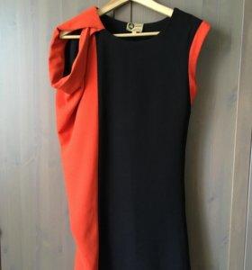 Коктейльное платье от Lanvin
