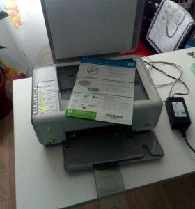 Принтер, сканер, копир, фотопринтер