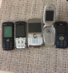 Телефон Nokia Samsung МТС LG