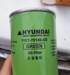 Фильтра на hyundai