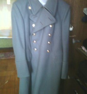 Шинель офицерская парадная,СССР
