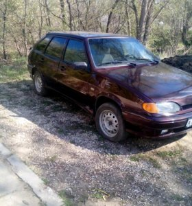 ВАЗ (Lada) 2114, 2012