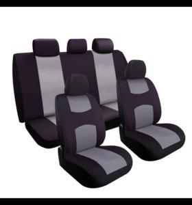 Чехлы универсальные на авто сиденья