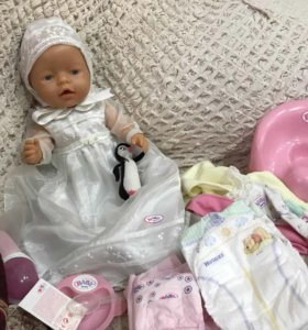 Baby born и другие куколки