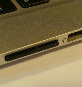 Расширение памяти Macbook Air