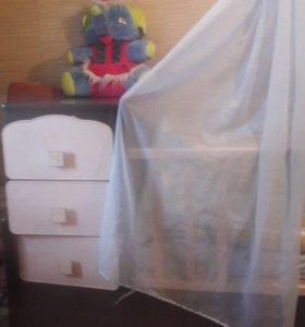 Продам детский кроват