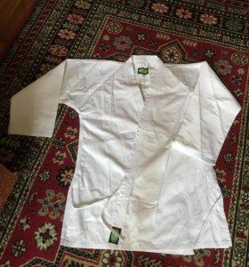 Куртка для каратэ, пояс. Новые.