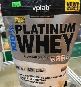 Протеин Platinum whey. Производство vplab.