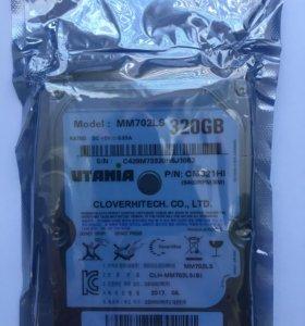 Жёсткий диск для ноутбука-320 Гб
