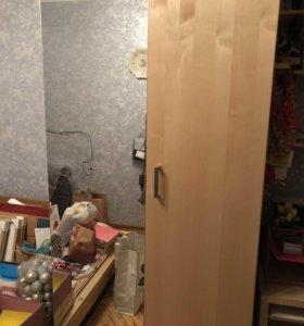 Шкаф Пакс 2 шт (Икеа) большой и малый