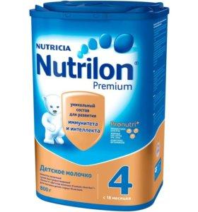Нутрилон 4