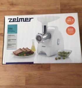 Мясорубка Zelmer
