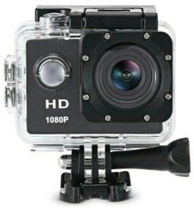 Eplutus DV12 Видеорегистратор+экшн камера