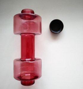Бутылки для воды (550 мл)