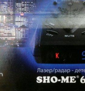 Радар детектор SHO ME 685