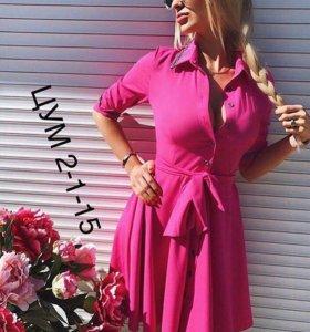 Платье новое р-р 44-48