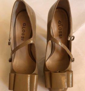 Туфли лаковые, р 36
