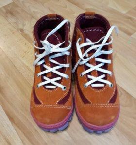 Ботинки-валенки(новые)