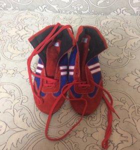 Обувь для самбо 38 размера