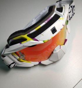 Лыжная маска/для мотокросса