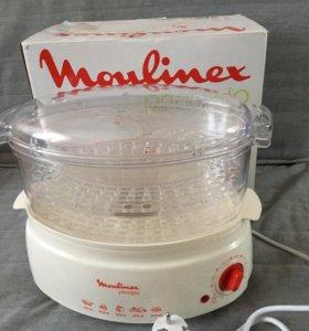Пароварка Moulinex principio MV 1000