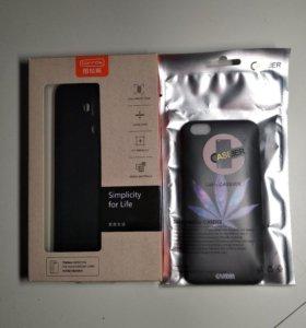 Чехлы для телефонов Huawei mate 9 и iphone 6 6s