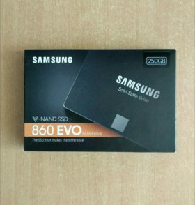 SSD Samsung 850 Evo 250GB новый