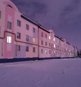 Квартира, 1 комната, 44.8 м²