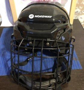Шлем хоккейный детский с маской