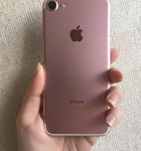 iPhone 7 32 gb, rose gold