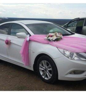 Прокат автомобиля на свадьбу, любое торжество!