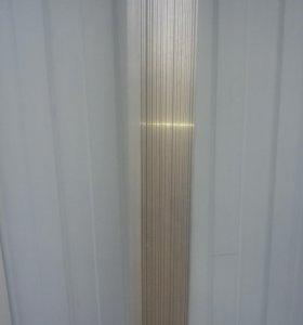 Уголок алюминиевый 30x30x2.0 (3 м)