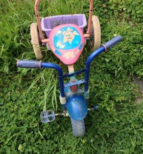 Трехколёсный велосепед