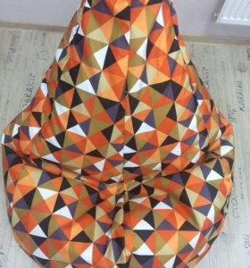 Кресло мешок на дачу