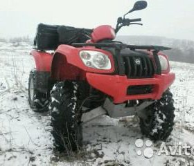 квадроцикл CF moto 500 4013 г.в.