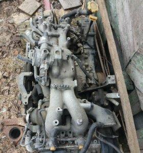 Продам двигатели ej 25 турбо и 1 jz vvti