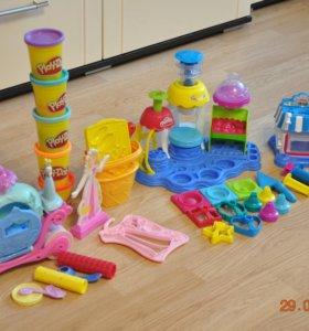 Play-Doh пакетом 4 набора