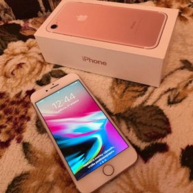 Продам iPhone 7 ,128 gb,rose gold