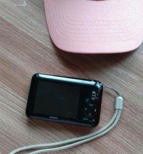 Sony DSC-J10 Red